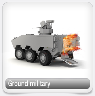 Ground military