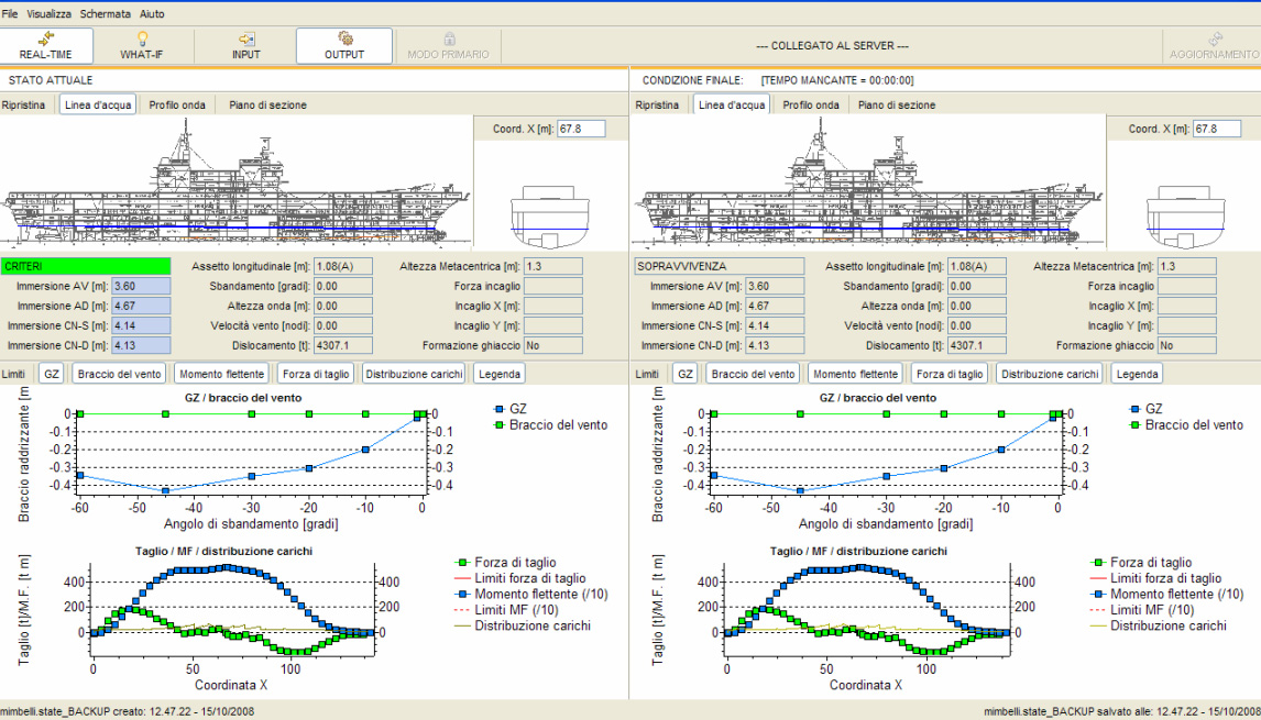 Ship Stability Calculation Software